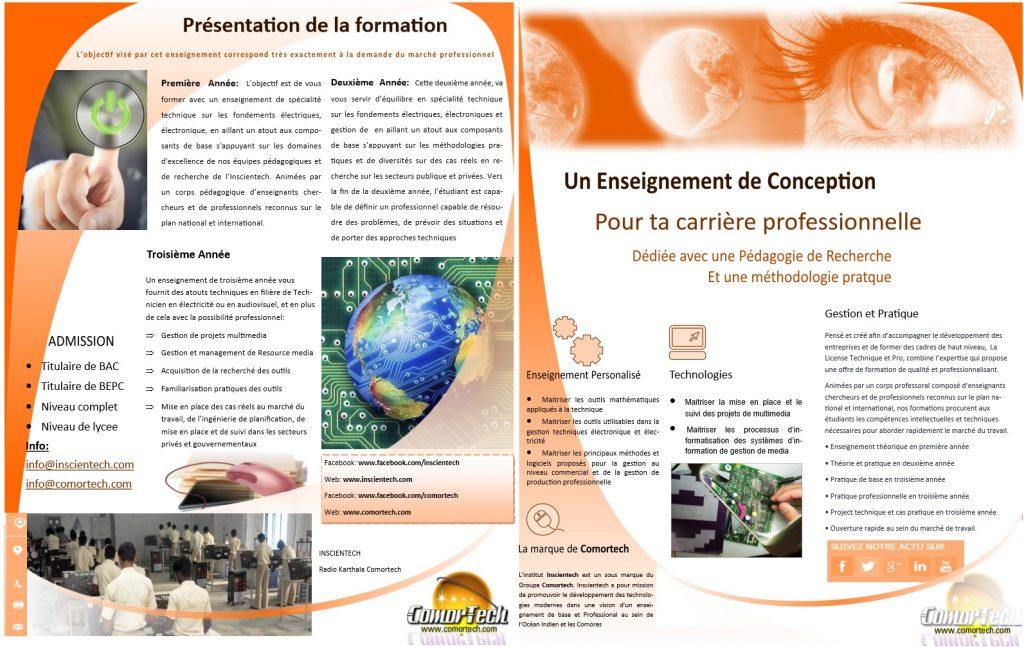 Inscientech - Course Details